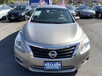 Nissan Altima 2014 BALTIMORE