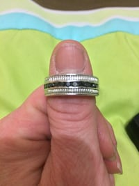 Men's black diamond ring  Greater Sudbury / Grand Sudbury, P3L 1B2
