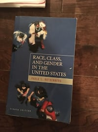 Race, Class, and Gender in the United States book by Paula S. Rothenberg