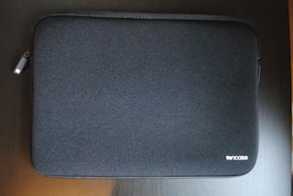 Incase Black Laptop Sleeve