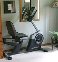black and gray elliptical trainer Oregon, 53575