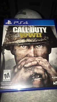 Call of duty WWII Ps4 Game  Columbia, 21045