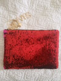 Red/pink sequin clutch Maple Shade Township, 08052