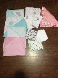 Baby towels and blankets Kingston, K7K 1W1