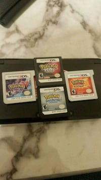 Dsi with pokemon games  Bakersfield, 93308