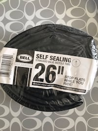 Self-sealing bicycle tube. Brand: •Bell• in original package Winchester, 22602
