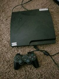 black Sony PS3 console 160GB with controller Mesa, 85201