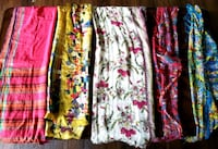 Each$10 Printed leggings and scarfs  Indianapolis