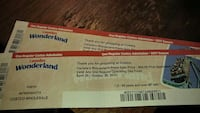 Canada Wonderland tickets St. Catharines, L2S 1V2