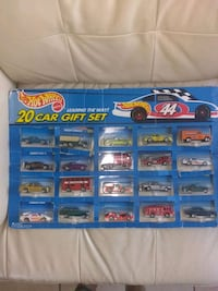 1996 20 pack hot wheels Palm Harbor, 34683