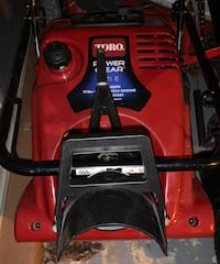 red and black Troy-Bilt pressure washer Frederick, 21702