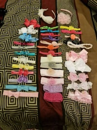 baby headbands  Stephens City, 22655