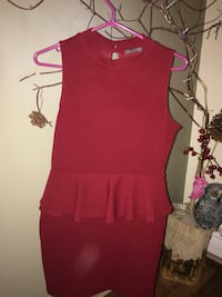 women's pink sleeveless dress Winnipeg, R3T 2J9