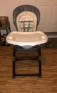 High chair - ingenuity high chair with 4 point straps