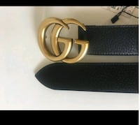 Gucci leather belt Los Angeles