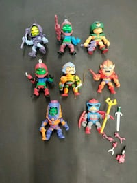 8 Loyal Subjects He-Man Figs Canton