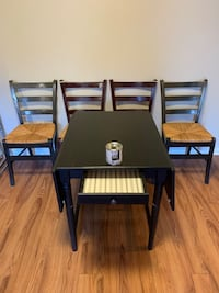 Table set and chairs  Barrie