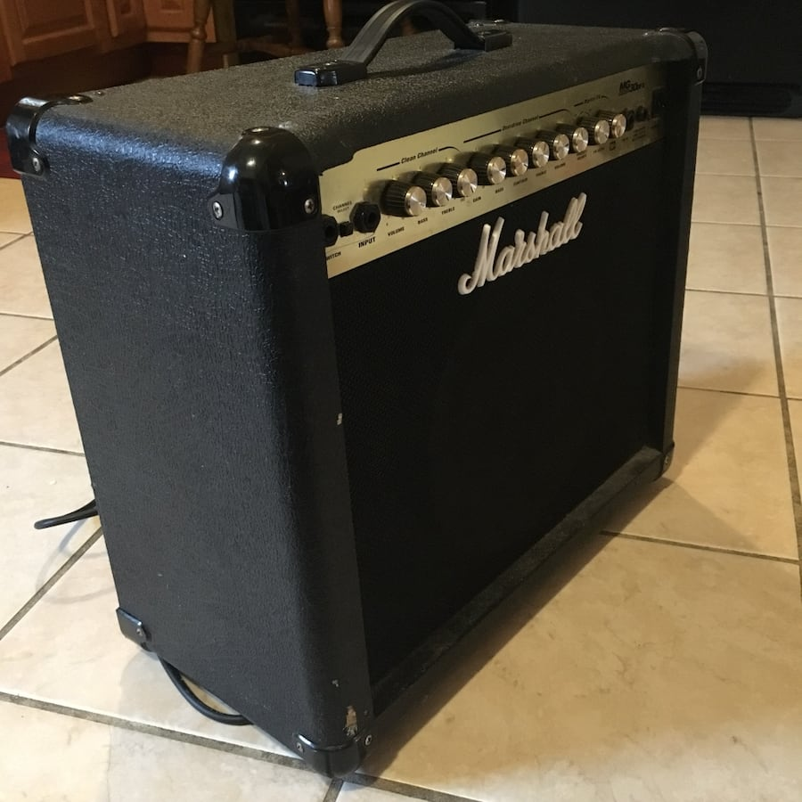 Marshall MG series 30DFX 80 watts