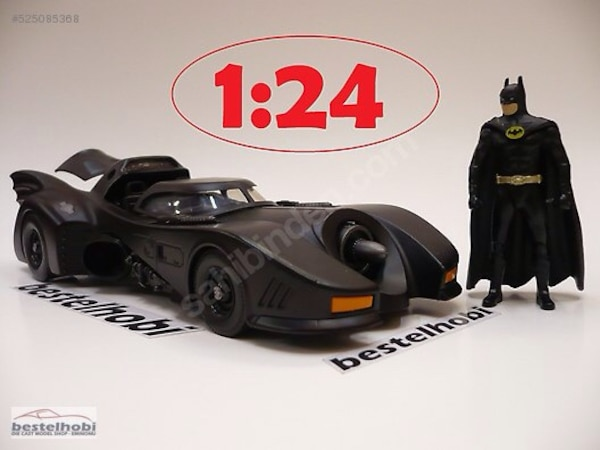 Batmobile 1/24 metal