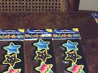 Star classroom border asking $5 for all three, will make a bundle deal if you want other borders listed  Houma