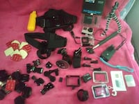 GoPro Hero4 and accessories Vancouver, 98682