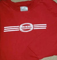 2 Adidas tops - long sleeve & Tshirt Barrie, L4N 9T3