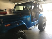 1987 Jeep, many upgrades and lifted, make offer Glen Burnie