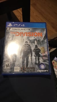 Sony PS4 Tom Clancy's The Division case Gainesville, 20155