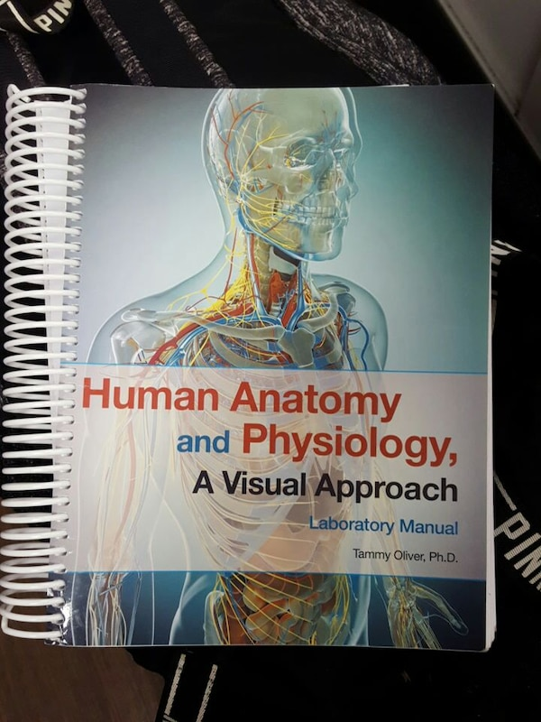 Used Human Anatomy & Physiology Lab Book for sale in Dallas - letgo