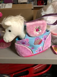 Pony in a purse Antelope, 95843