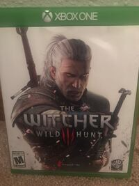 The witcher wild hunt xbox one game  Soldotna, 99669