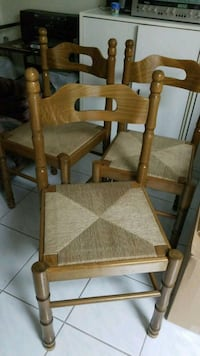 6 Kitchen Chairs Vaughan, L6A 2Z2