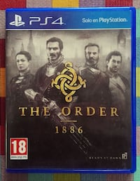 The Order 1886 - PS4 6228 km