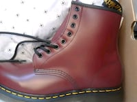 Dr. Marten Cherry Red Rouge Smooth1460 Men's size9 San Jose, 95126