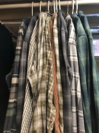 Men's Lightweight Flannel Shirts Arlington, 22201