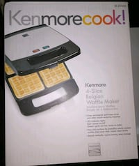 Kenmore Waffle Maker Youngstown, 44515