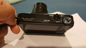 canon s110 rare to find camera. takes Raw pic's