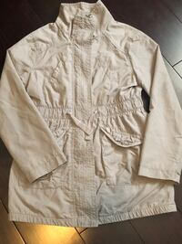 Great Condition! Girls Grey Old Navy Size 8, 3/4 length Jacket Mississauga, L5M 6W5
