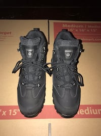 Wolverine waterproof boots SIZE 9 NEW Dundee, 14837