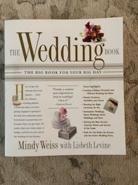 Wedding planning book Warrenton