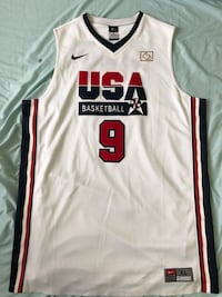 """The G.O.A.T."" Team USA jersey Lake Elsinore, 92530"