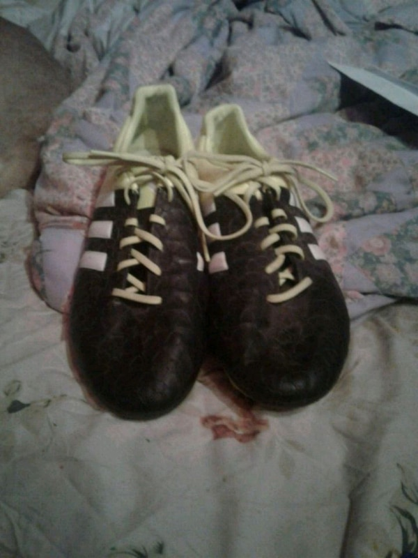 143b89819ea Used Adidas men s soccer cleats 15.4 for sale in Vale - letgo