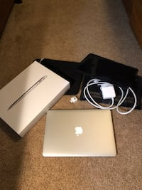 2017 MacBook Air 13inch 162 mi