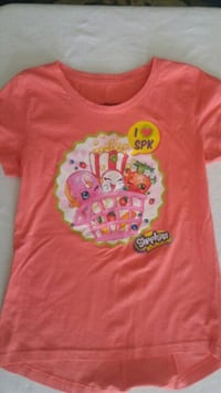 NWT Peach XL child's top 12/14 Winnipeg, R2C