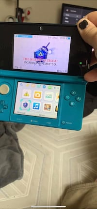 Nintendo 3ds with Zelda ocarina or time and super Mario 3 Edgewood, 21040