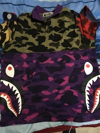 Bape shirt authentic