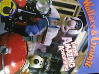 Wallace & Gromit Three Amazing Adventures St. John's, A1N