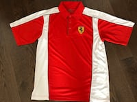 Ferrari polo shirts and jacket $5 each Vaughan, L4L 5K8