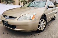 $3900 Firm * 2003 Honda Accord Leather * Bose system * Heated seats - Great Brand  Silver Spring