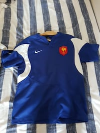 maillot france rugby taille M